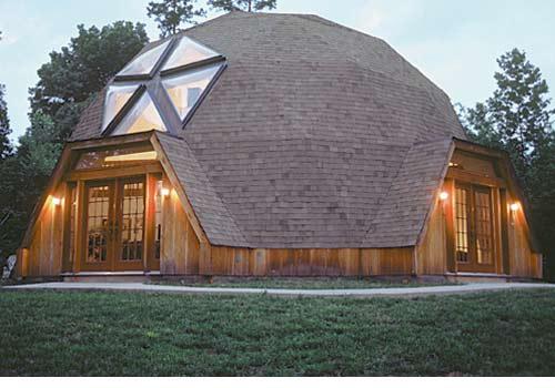 Купол Медвежьей бухты, Нортбранч, Миннесота
